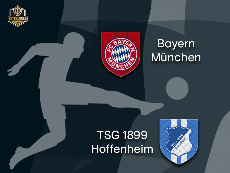 Bayern and Hoffenheim to lift the curtain on the 2018/19 Bundesliga season