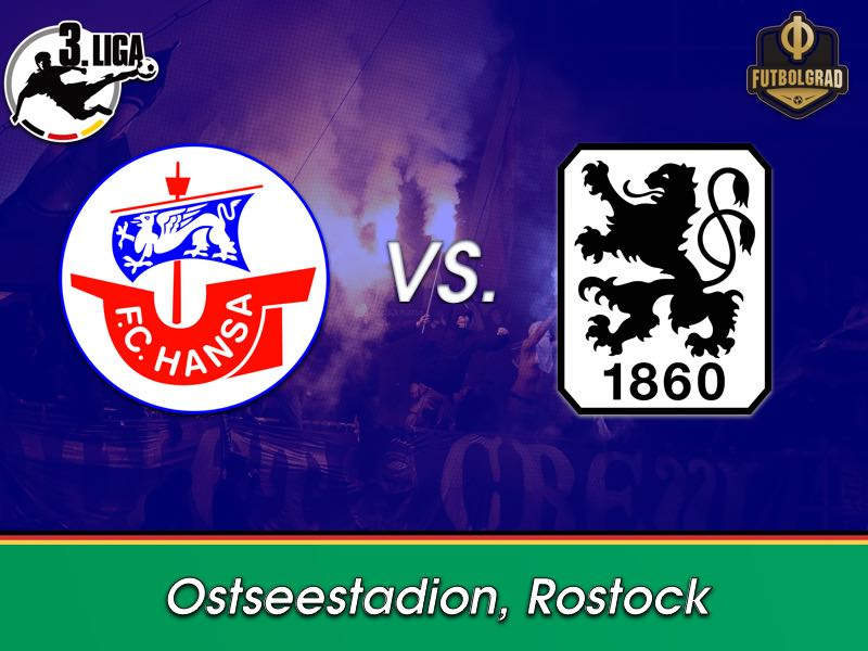 1860 want to continue good run of form when they travel north to Rostock