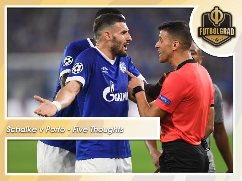 Schalke v Porto – Five Thoughts from Gelsenkirchen