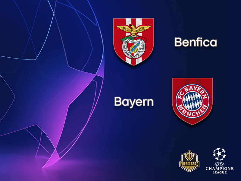 Benfica want to make up for past traumas when they host Bayern on Wednesday