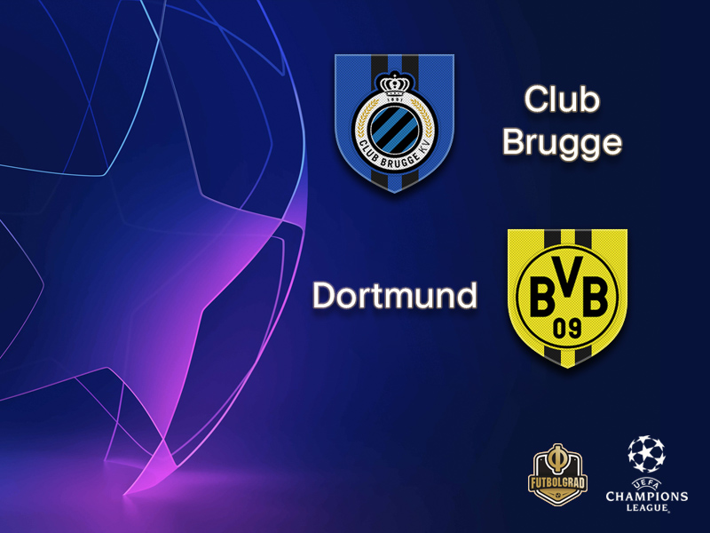 Borussia Dortmund want to overcome historic trauma when they visit Club Brugge