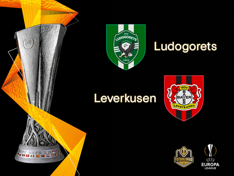 Ludogorets are hosting a Bayer side that is looking for some confidence