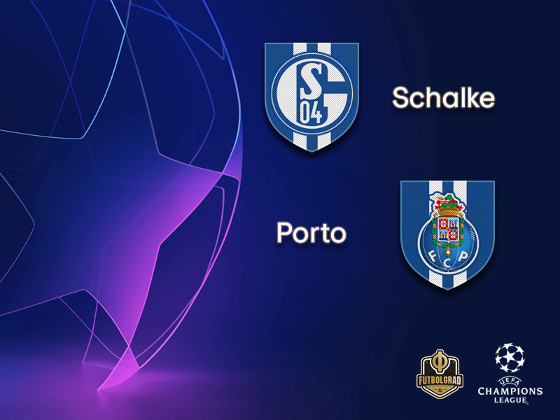Schalke look to gain confidence when they host Porto on Tuesday