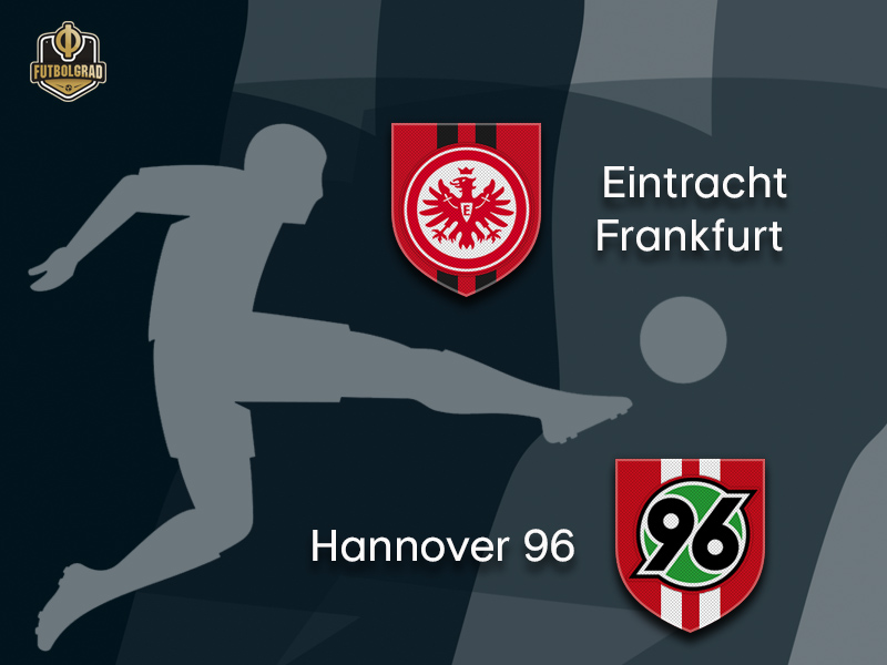 Frankfurt and Hannover under pressure at the Commerzbank Arena