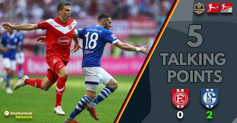 'Schalke Back On Track, McKennie On Fire' – Five Talking Points As Schalke Beat Düsseldorf