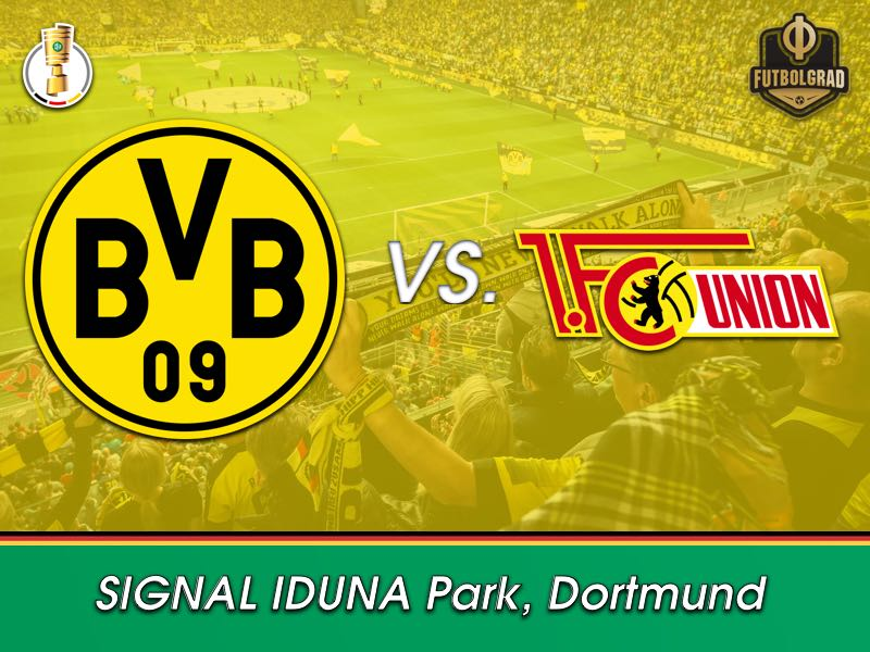 Capital weeks continue in Dortmund as BVB face Union Berlin in the DFB Pokal