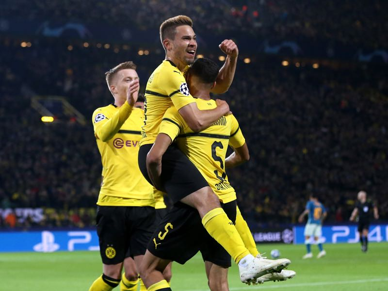 Borussia Dortmund pass the character test against Atletico Madrid