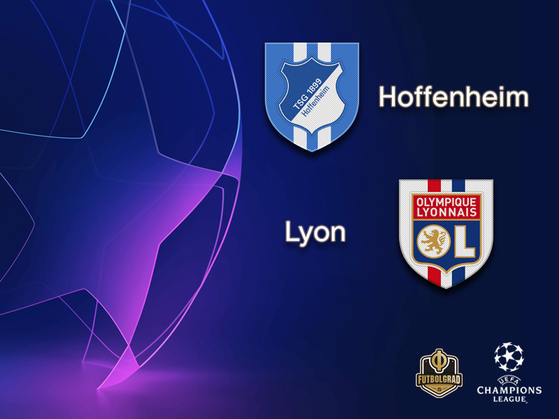Champions League – Hoffenheim want to collect historic win when they host Olympique Lyon
