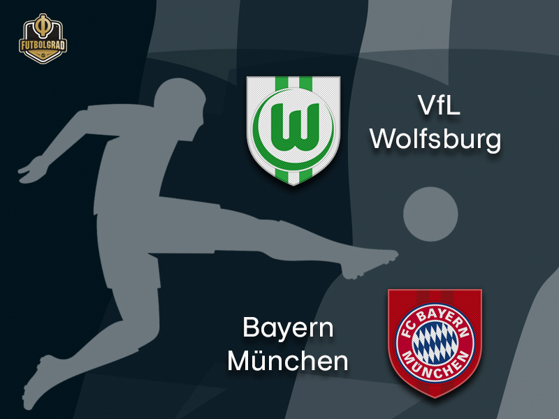 Wolfsburg believe that they can benefit from Bayern's recent troubles