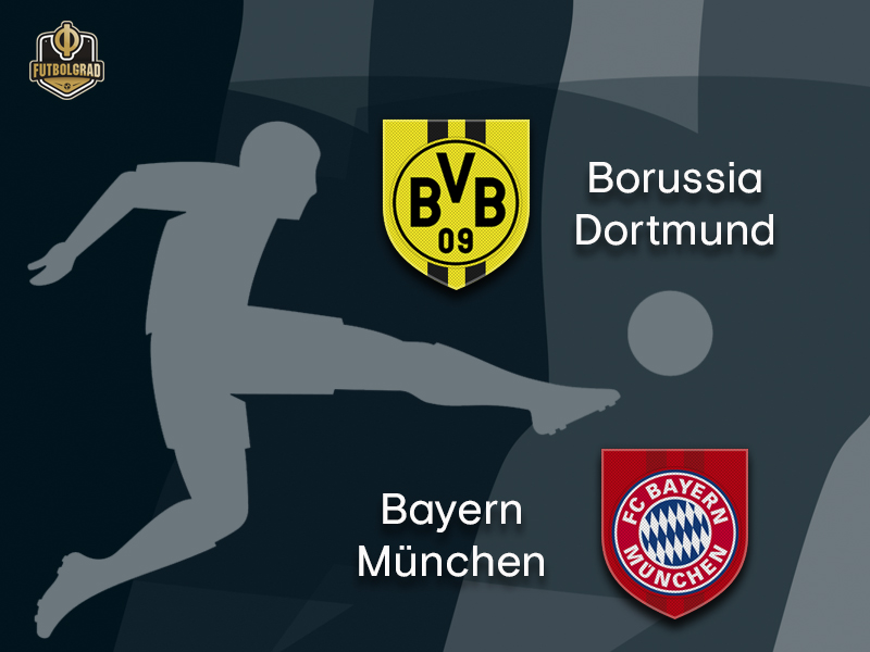 Dortmund vs Bayern – The German giants meet again