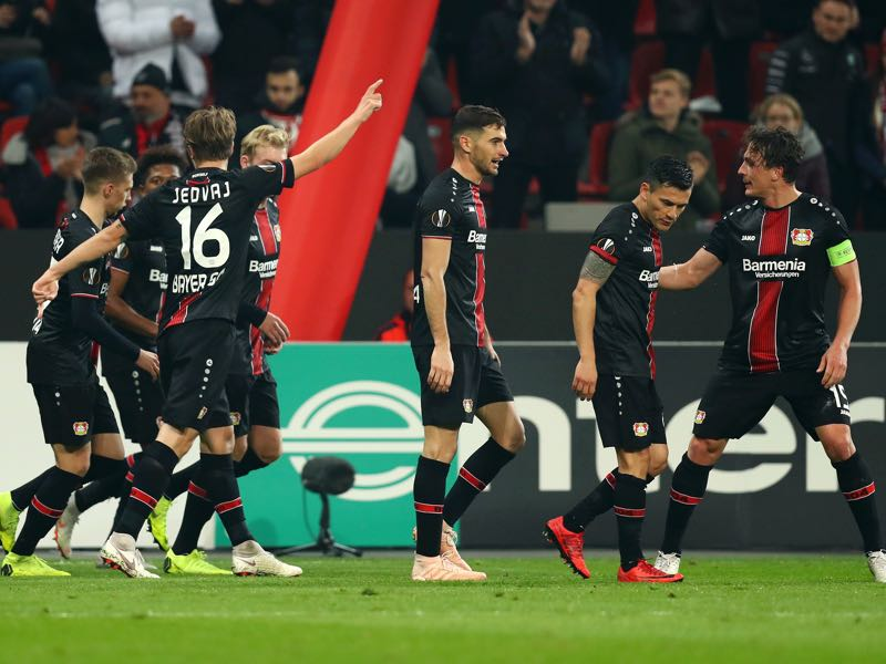 Bayer win the day as both Leverkusen and Zürich advance