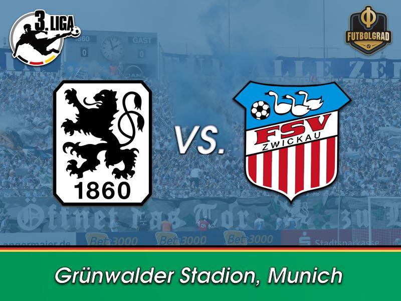 1860 Munich face must win scenario against financially troubled Zwickau