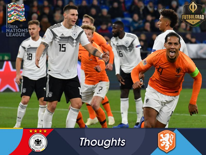 Germany dazzle but lose two points in five minutes – Five thoughts from Germany v Netherlands