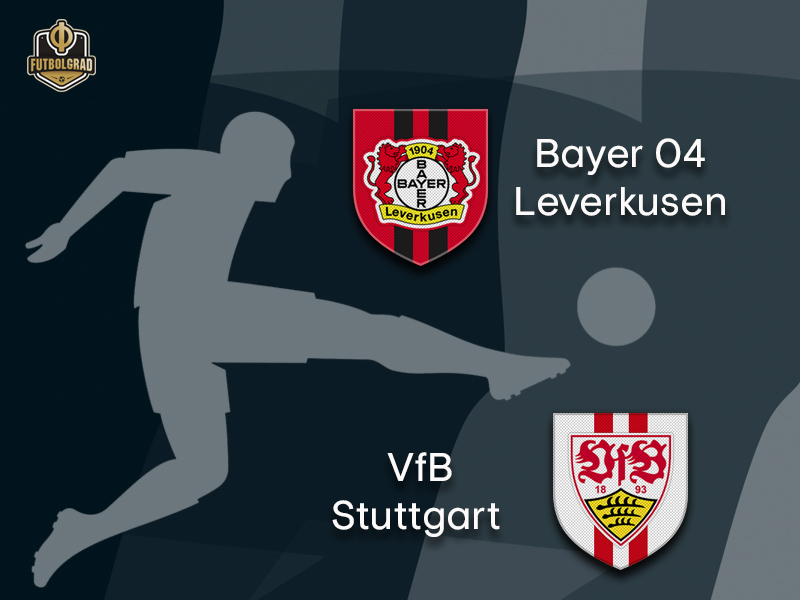 Bayer Leverkusen and Stuttgart look to climb out of the basement