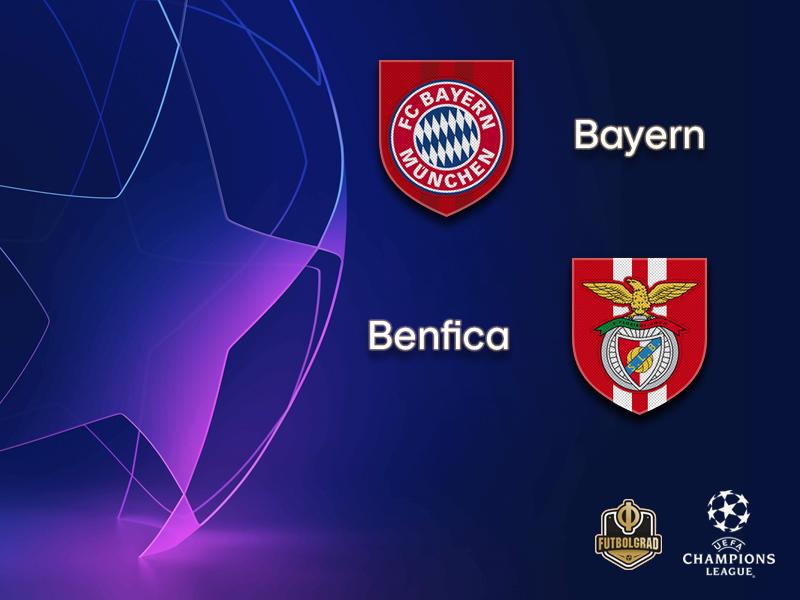 Bayern under pressure to deliver against Benfica