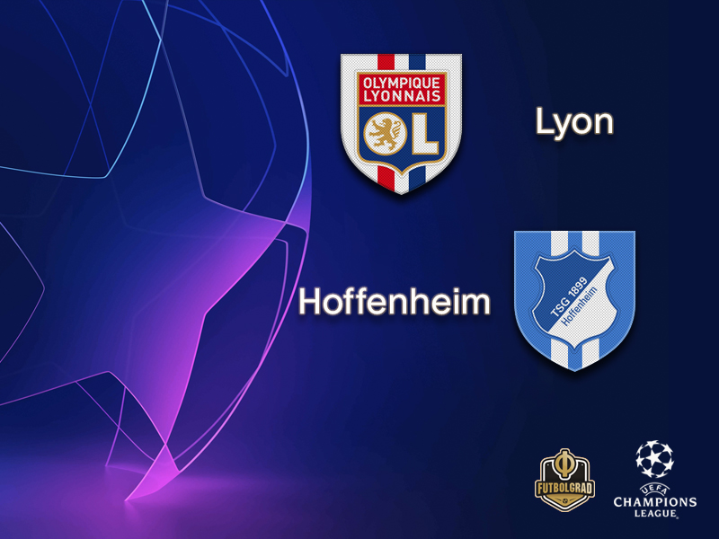Champions League – Olympique Lyon host unpredictable Hoffenheim