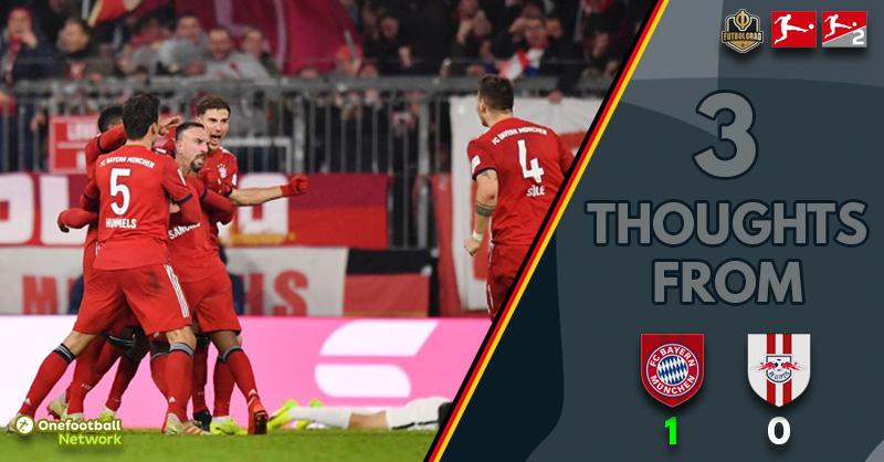 Franck Ribéry and Bayern – are they back?