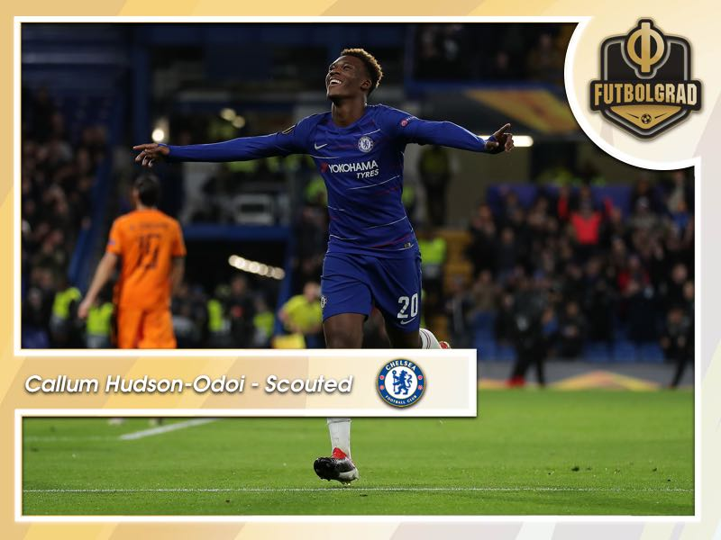 Callum Hudson-Odoi – Chelsea's Super Prospect Scouted
