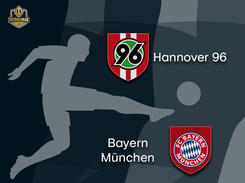 Hannover face difficult Bayern München task