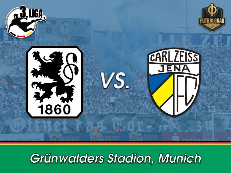 1860 Munich face Jena with much needed reinforcement