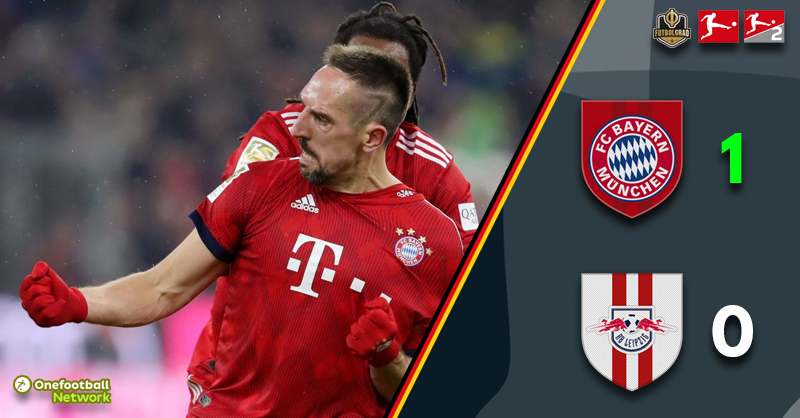Title race back on as Bayern win cagey affair against RB Leipzig
