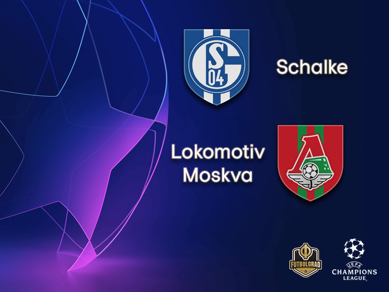 Schalke look to experiment against Lokomotiv Moscow