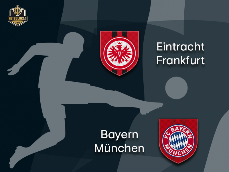 Frankfurt host Bayern for Saturday's Bundesliga Topspiel