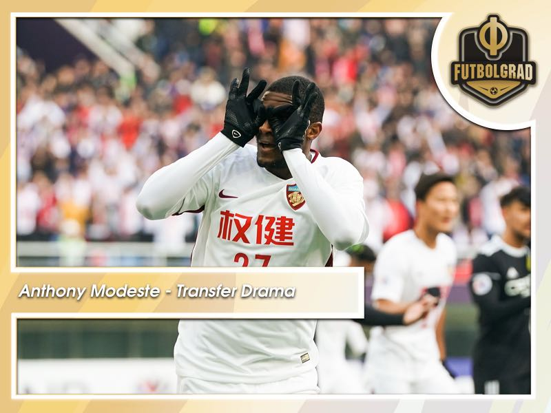 Modeste – A Chinese Drama in Five Acts