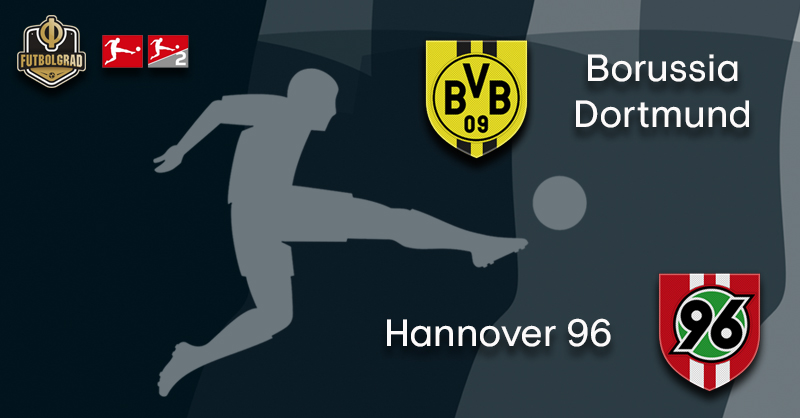 Dortmund look to keep their cushion at the top as Hannover seek any positive result