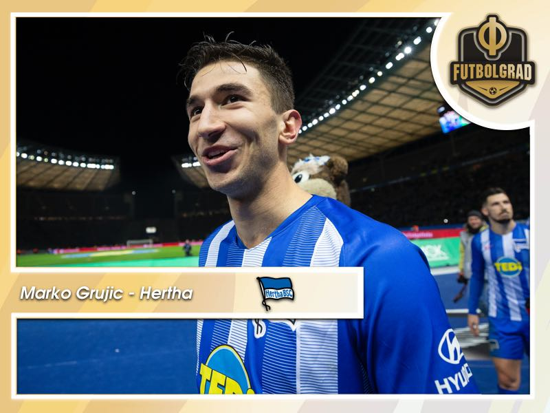 Marko Grujic – Liverpool's Loanee Impressing at Hertha
