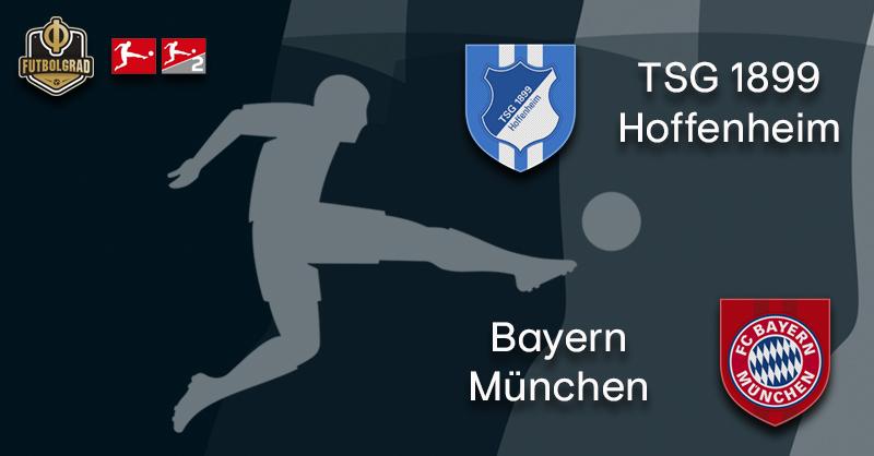 Hoffenheim vs Bayern