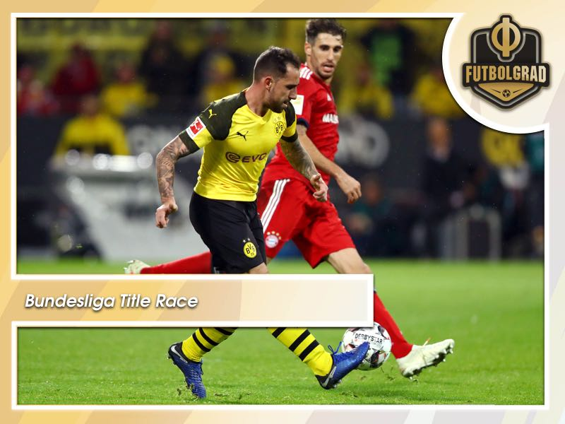 Borussia Dortmund and Bayern: The title race is heating up