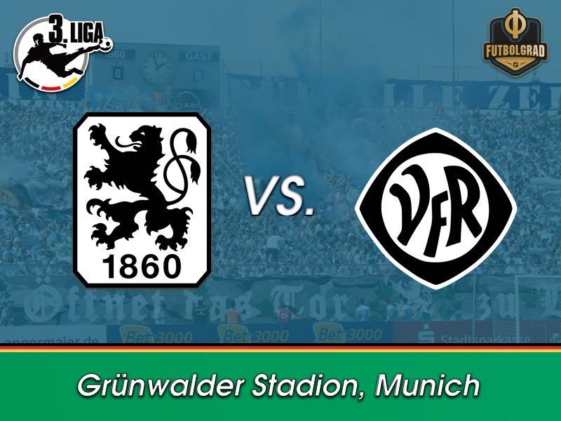 1860 Munich face must win game against Aalen
