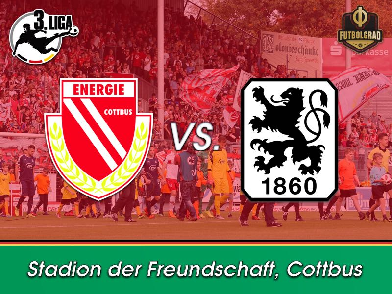 Big point awaits as Energie Cottbus hosts 1860 Munich
