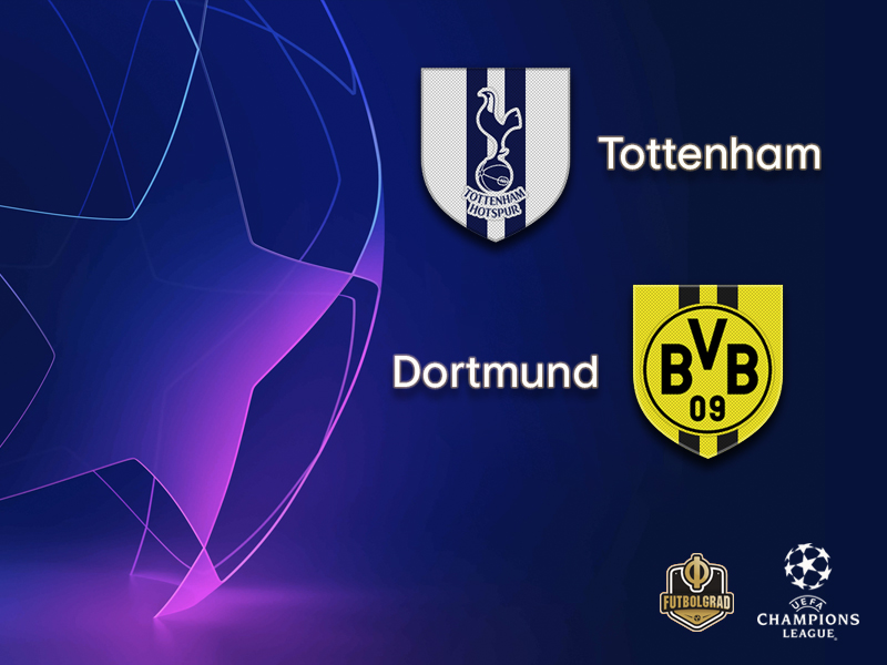 Tottenham and Borussia Dortmund once again meet at Wembley