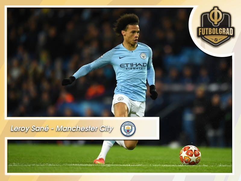Leroy Sané – Ready to lead the line for Germany