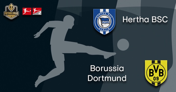 Jürgen Klinsmann takes charge of Hertha against under pressure Borussia Dortmund