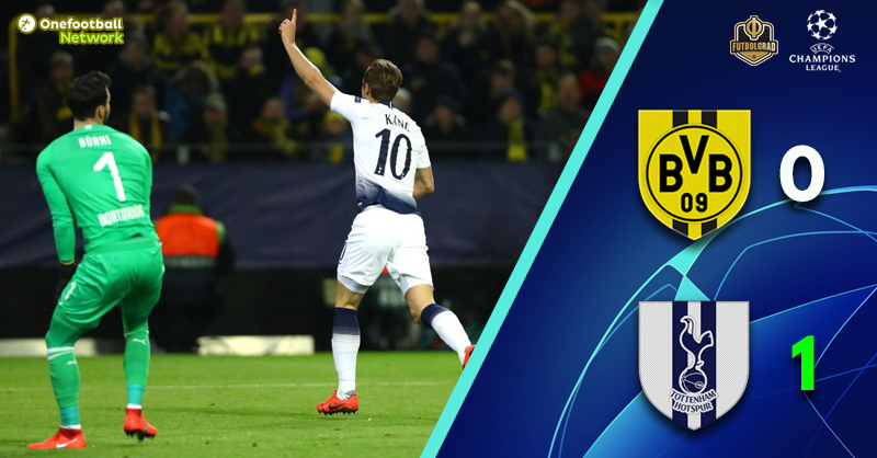Tottenham see off early Dortmund challenge to advance 4-0 on aggregate