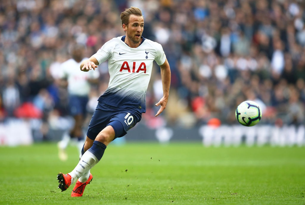 Harry Kane - Dortmund vs Tottenham