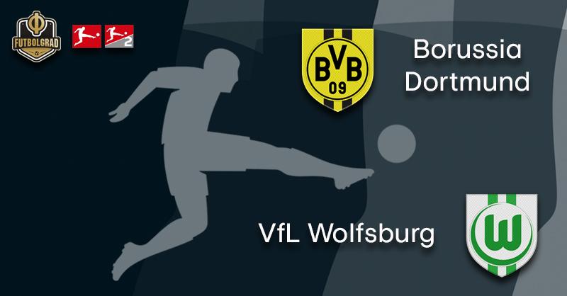 Paco Alcacer and Marco Reus back? Dortmund host Wolfsburg