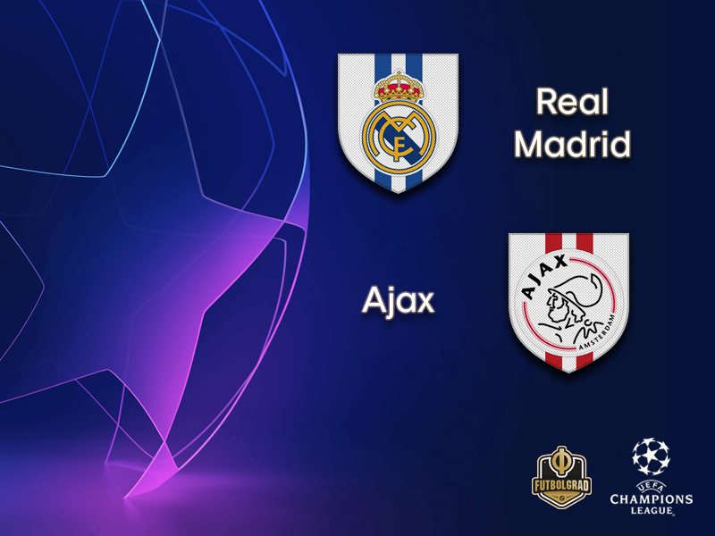 Real Madrid want to see off Ajax Amsterdam