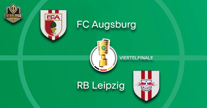 Augsburg host Tyler Adams' RB Leipzig in the DFB Pokal