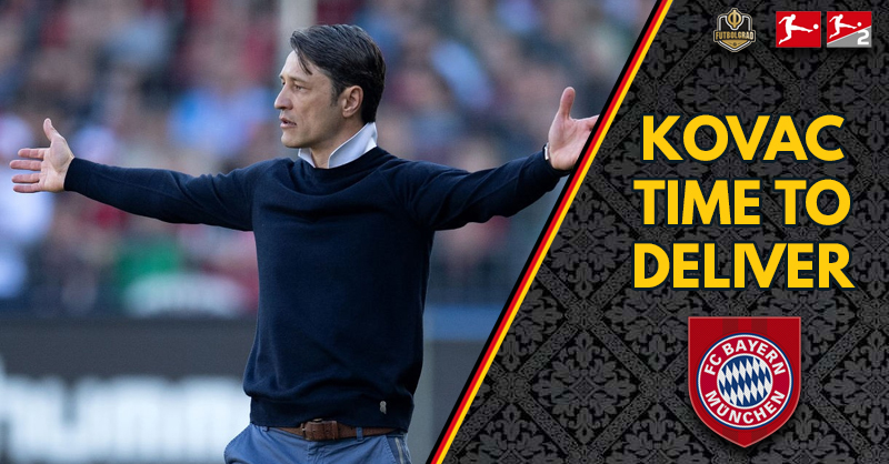 Kovac: No more excuses, the time to deliver is now – Bayern vs Dortmund build-up