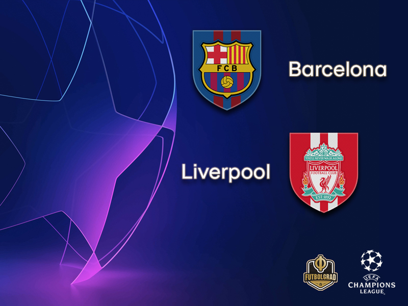 A clash of giants, Barcelona host Liverpool at the Camp Nou