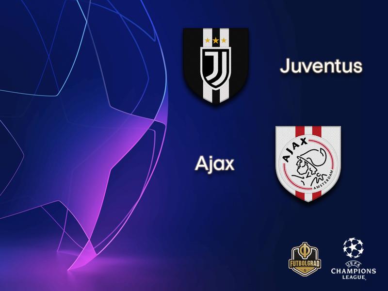 Juventus host goal hungry Ajax
