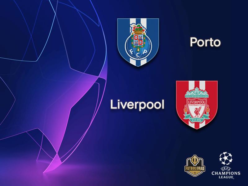 Portuguese giants Porto host Jürgen Klopp's Liverpool
