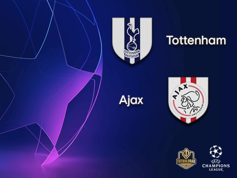Tottenham next on the list for giant killers Ajax