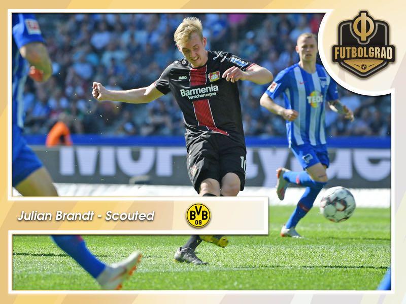 Julian Brandt – Borussia Dortmund add key attacking piece