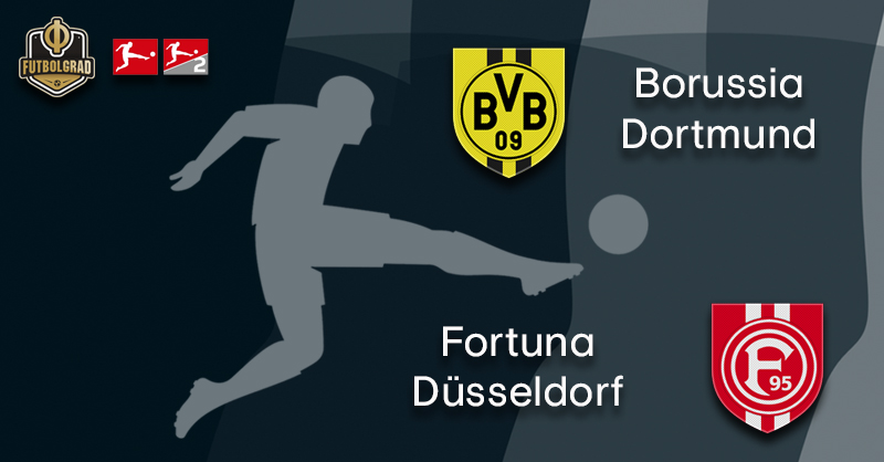 Borussia Dortmund hope to continue positive trend against Fortuna Düsseldorf