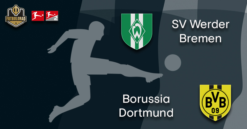 Werder and Borussia Dortmund look to rebound from bad results